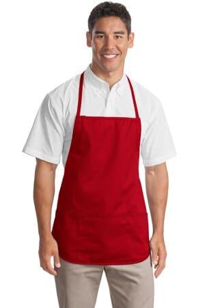 A525 port authority medium-length apron
