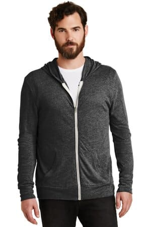 AA1970 Alternative apparel alternative eco-jersey zip hoodie aa1970