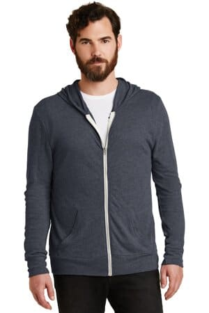 AA1970 Alternative apparel alternative eco-jersey zip hoodie aa1970