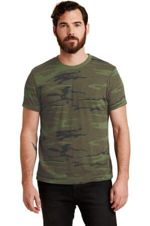 AA1973 Alternative apparel alternative eco-jersey crew t-shirt aa1973