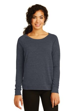 alternative women's eco-jersey slouchy pullover aa1990