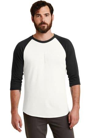 AA2089 Alternative apparel alternative eco-jersey baseball t-shirt aa2089
