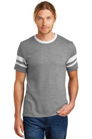 AA5055 Alternative apparel alternative sideline vintage 50/50 tee aa5055