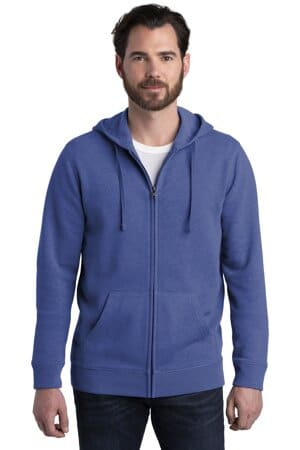 alternative indy blended fleece zip hoodie aa8050