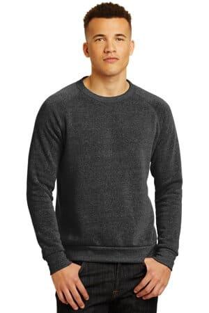 AA9575 Alternative apparel alternative champ eco-fleece sweatshirt aa9575