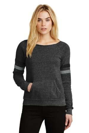 alternative women's maniac sport eco-fleece sweatshirt aa9583
