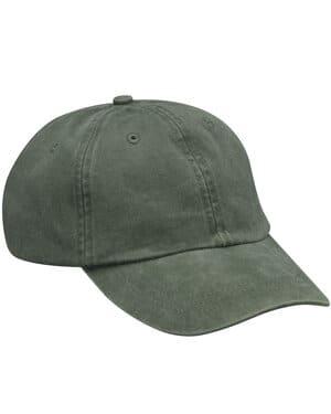 AD969 Adams optimum pigment dyed-cap