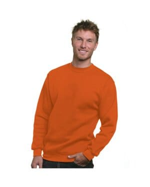 adult 95 oz, 80/20 heavyweight crewneck sweatshirt