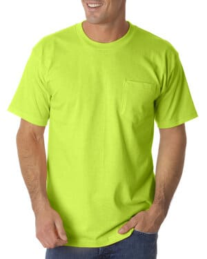 BA1725 Bayside adult pocket t-shirt