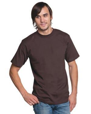 BA2905 Bayside adult 61 oz 100% cotton t-shirt