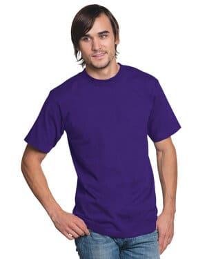 Bayside BA2905 adult 61 oz 100% cotton t-shirt