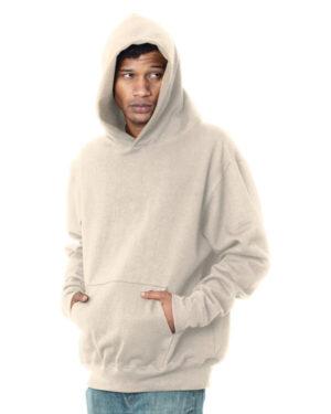 Bayside BA4000 adult super heavy hooded sweatshirt