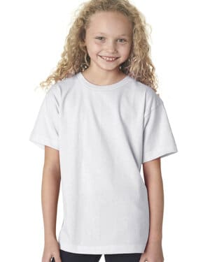 BA4100 Bayside youth 61 oz, 100 % cotton t-shirt