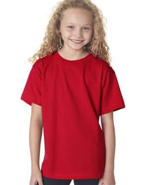BA4100 Bayside youth 61 oz, 100 % cotton t-shirt