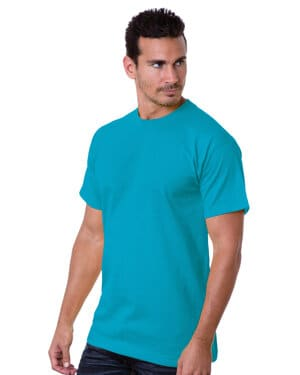 Bayside BA5100 adult 61 oz, 100% cotton t-shirt