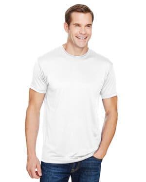 BA5300 Bayside unisex 45 oz, polyester performance t-shirt