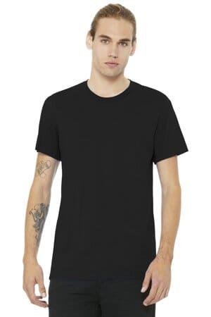 bella canvas unisex heather cvc short sleeve tee bc3001cvc