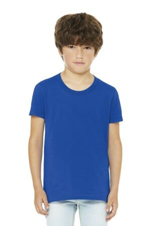 bella canvas youth jersey short sleeve tee bc3001y
