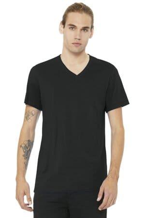 BC3005 bella canvas unisex jersey short sleeve v-neck tee