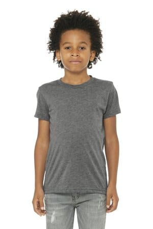 bella canvas youth triblend short sleeve tee bc3413y