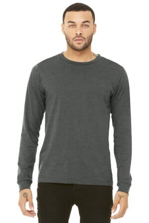 bella canvas unisex jersey long sleeve tee bc3501