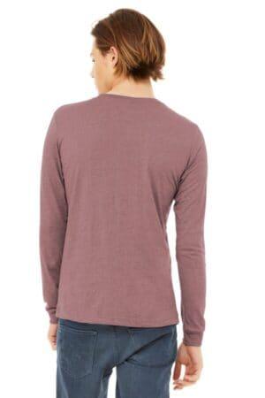 bella canvas unisex jersey long sleeve tee bc3501