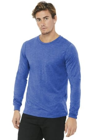 BC3501 bella canvas unisex jersey long sleeve tee