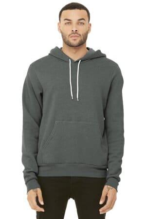 BC3719 bella canvas unisex sponge fleece pullover hoodie