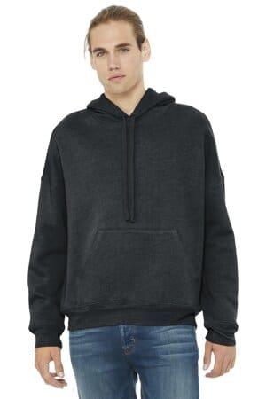 BC3729 bella canvas unisex sponge fleece pullover dtm hoodie