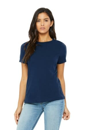 bella canvas women's relaxed jersey short sleeve tee bc6400