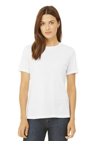 BC6400 bella canvas women's relaxed jersey short sleeve tee