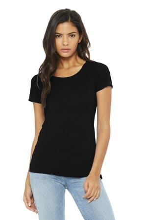 bella canvas women's triblend short sleeve tee bc8413
