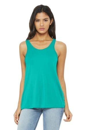 BC8800 Bella  canvas bella canvas women's flowy racerback tank bc8800