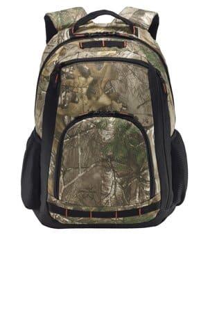 BG207C port authority camo xtreme backpack