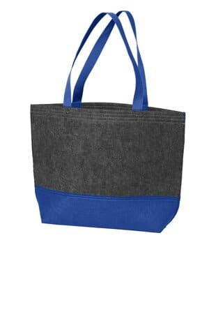 BG402M port authority medium felt tote bg402m