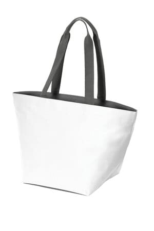 BG409 port authority carry all zip tote bg409