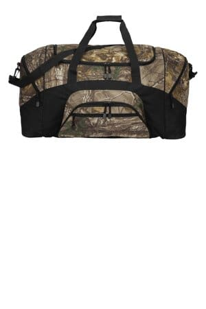 port authority camouflage colorblock sport duffel bg99c