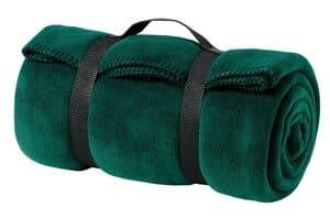 port authority-value fleece blanket with strap bp10