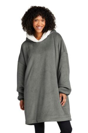 BP41 port authority mountain lodge wearable blanket