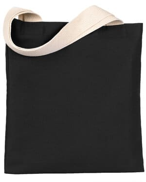 BS800 Bayside 7 oz, poly/cotton promotional tote