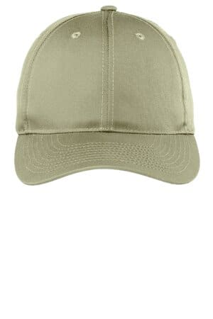 C800 port authority fine twill cap c800