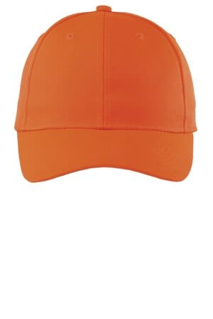 port authority solid enhanced visibility cap c806
