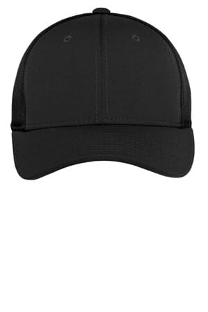 C826 port authority pique mesh cap c826