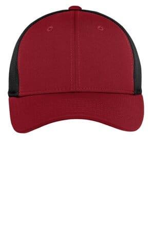 C826 port authority pique mesh cap