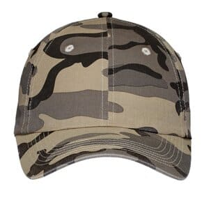 C851 port authority camouflage cap c851