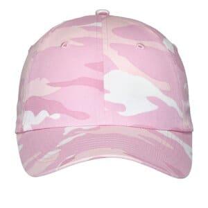 C851 port authority camouflage cap c851