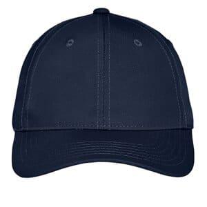 C868 port authority nylon twill performance cap