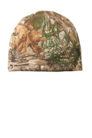 C901 port authority camouflage fleece beanie