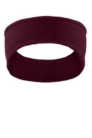 port authority r-tek stretch fleece headband c910