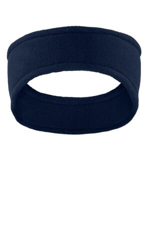 port authority r-tek stretch fleece headband c910